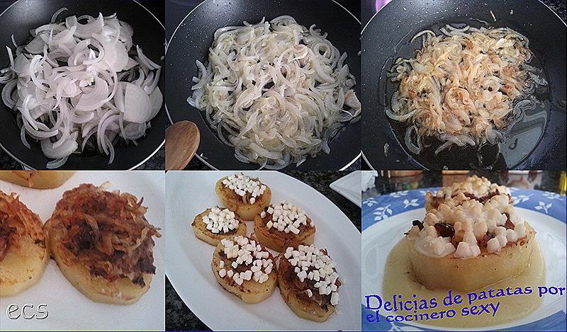 Delicias de patatas