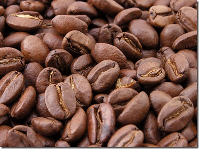 Reusing Products Coffee Grounds