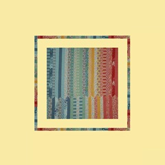 Jelly Roll Race Quilt Salt Air Planung