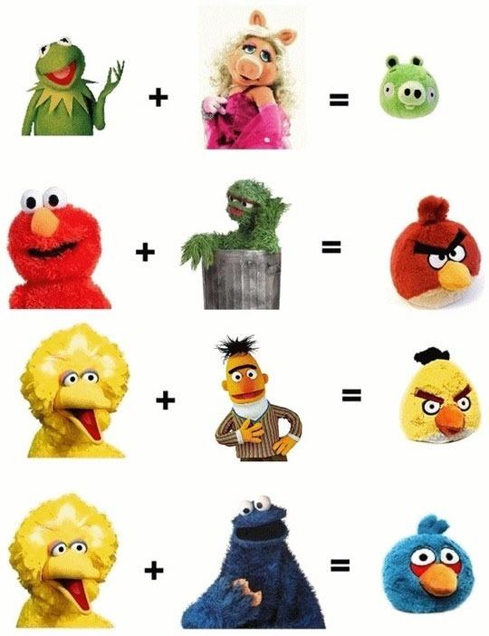 Sejarah Angry Birds