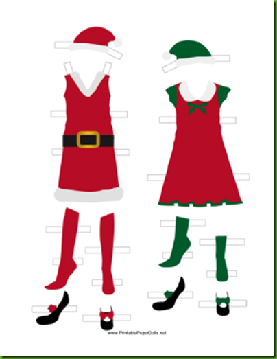 christmas_paper_doll_outfits
