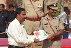 Dr.CHILAKAPATI Ram Chand Receiving Good Citizen Award From Vijayawada Police Commissionner. Slideshow