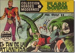 P00033 - Heroes Modernos Serie B