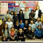 WBFJ Cicis Pizza Pledge - Bolton Elementary - Ms. Brays 2nd Grade Class - Winston-Salem - 5-8-13