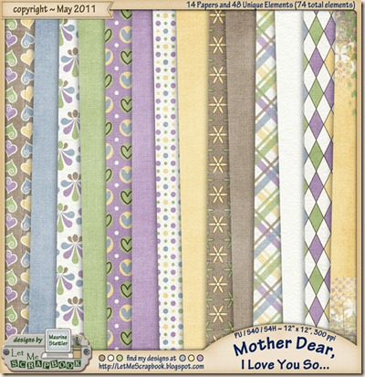 LetMeScrapbook_MotherDear_Preview-Paper