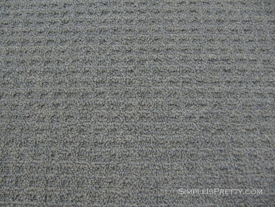 Carpet after from simpleispretty.com