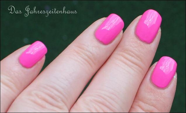 Pink Flormar NEON N008 4