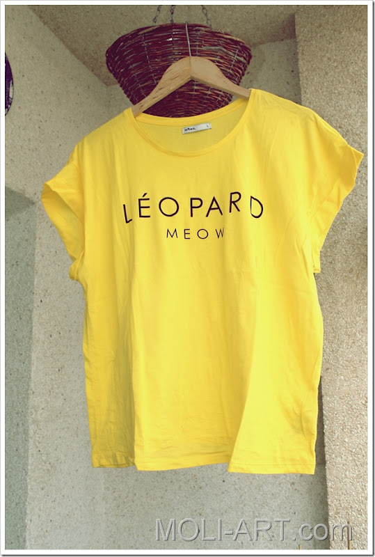 camiseta-amarilla-leopard-lefties