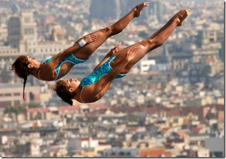 Spain Swimming Worlds