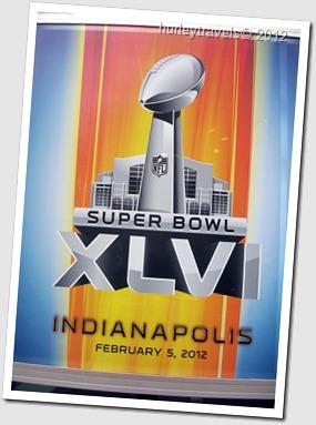 Super Bowl XLVI, Indianapolis.