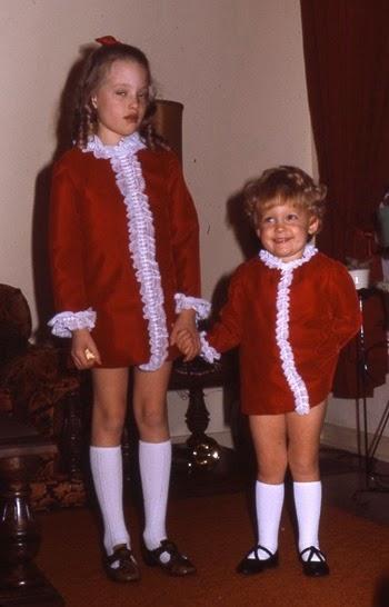 sisters-wearing-same-dress