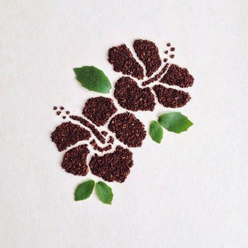 arte grãos café 21