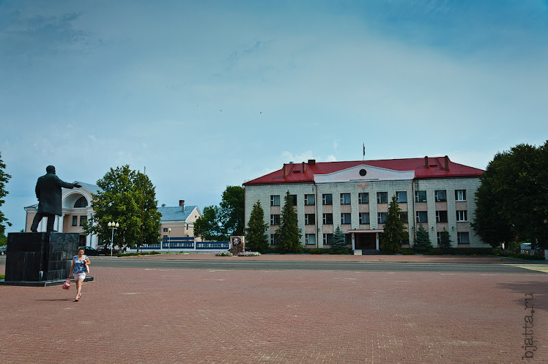 Районный исполнительный комитет.