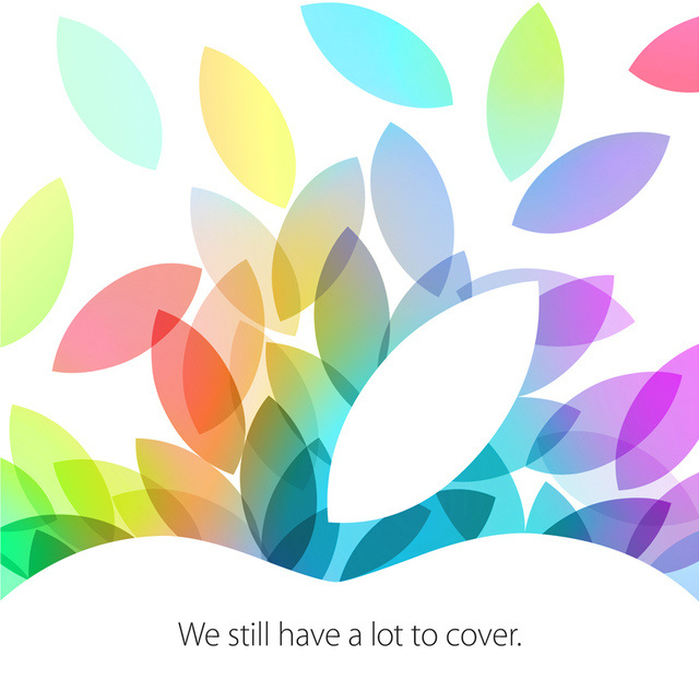 Apple oct invite