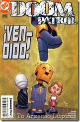 P00020 - Doom Patrol v3 #20