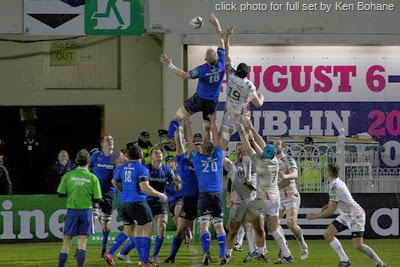 Leinster v Ospreys Jan 2014 lead photo