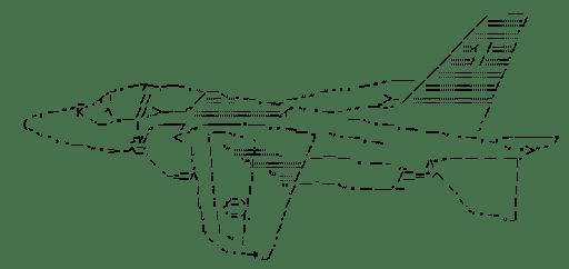 川崎 T-4 第4航空団第11飛行隊 ブルーインパルス