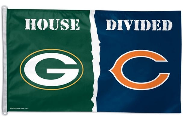 Bears vs Packers {Sawdust and Embryos}