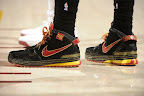 lebron james nba 130320 mia at cle 12 Tale of Two Halves, Two Pairs. LeBron, Heat Erase 27 Point Deficit for Win #24!