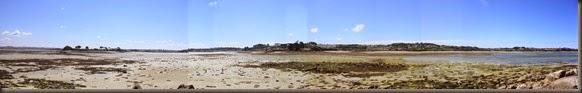 panorama from bay towards ar klegeur