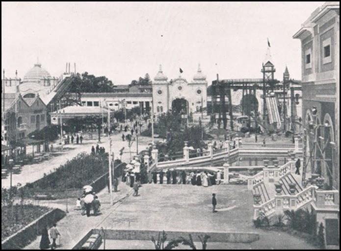 Exposición Regional Valenciana_vista parcial. 1909