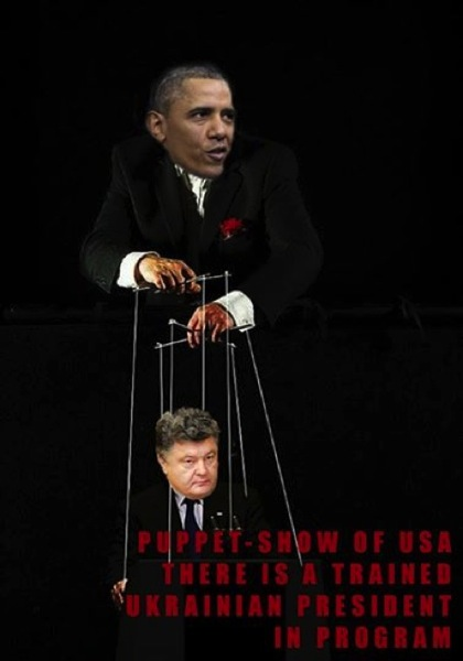 CC Photo Google Image Search Source is fbcdn sphotos c a akamaihd net  Subject is poroshenko puppet