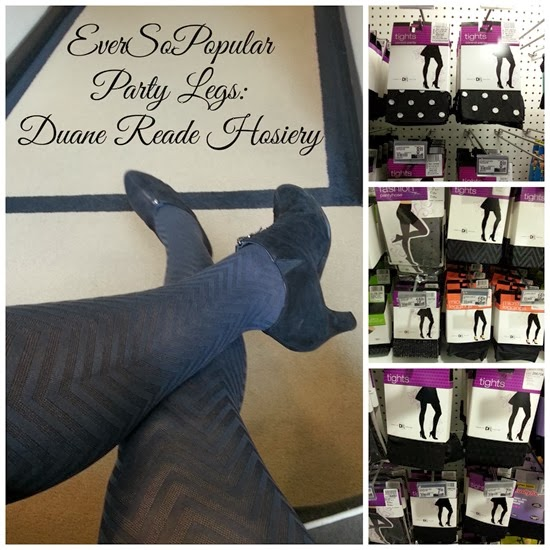 EverSoPopular  Party Legs Duane Reade Hosiery #shop