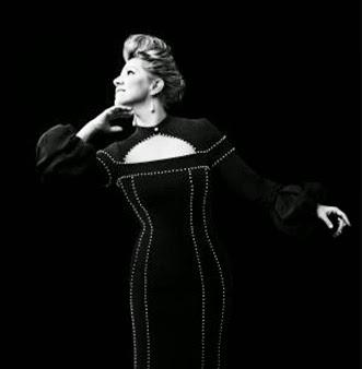 LIVE FROM THE GOWANUS BALLROOM: Joyce DiDonato sings arias from STELLA DI NAPOLI [Photo by Pari Dukovic, © Warner Classics/ERATO]
