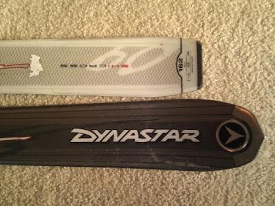 Dynastarの 中古スキー板