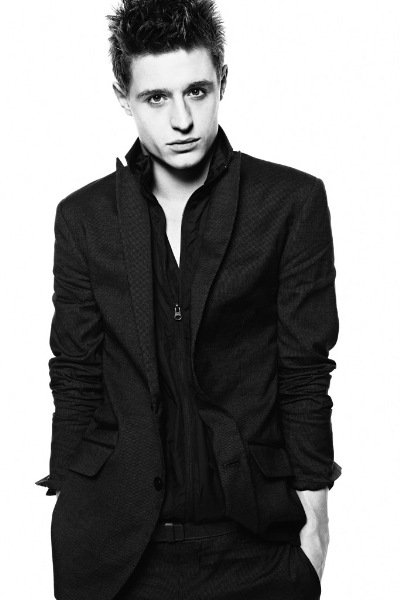 Max Irons by Walter Chin for Macy's INC menswear S/S 2012.  Styled by Bill Mullen.