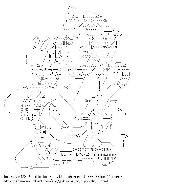 Gokukoku no Brynhildr,Kazumi Schlieren-Sauer,Cat ears