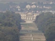 2014.09.11-006 le palais de Compiègne vu du point de vue des Beaux-Monts