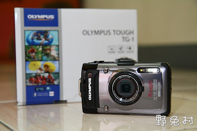 [攝影-敗物] Olympus Tough TG-1 防水相機