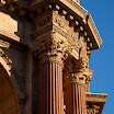 Architecture of Palace of Fine Arts