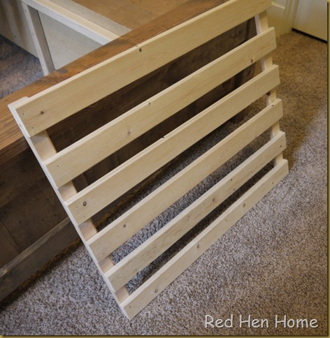 Red Hen Home Handbuilt Bedroom Bed 13