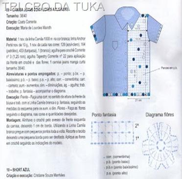 camisa customizada a