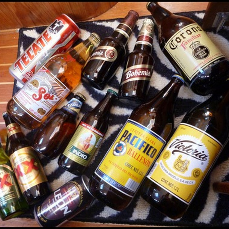 Mexican Beer Tasting