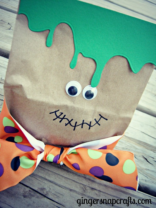monster bag with Lifestyle Crafts