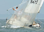 Brian setting the pole - Leukemia Cup