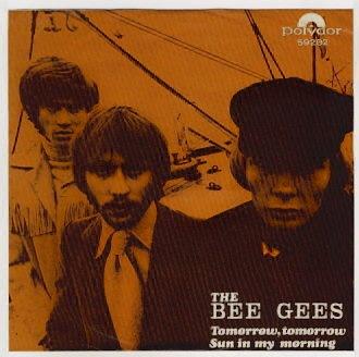 Bee Gees - Tomorrow Tomorrow - alt cover