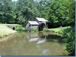 0921 Virginia - Blue Ridge Parkway North - Mabry Mill