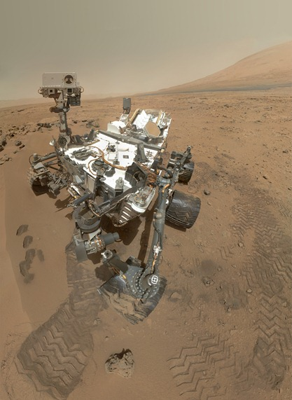 MSL self-portrait