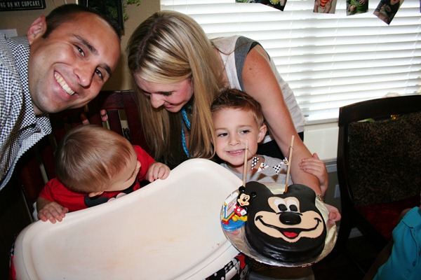 Slickpaw's Pics...Nash's 1st bday party 196