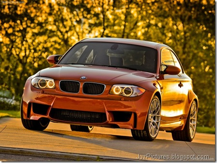 BMW 1-Series M Coupe US Version4