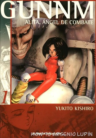 P00001 - Yukito Kishiro - Gunnm Ed