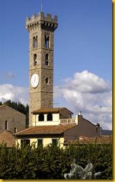 Fiesole - il Campanile della Cattedrale