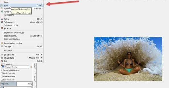 convert pdf to jpg in gimp