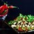 Sałatka z chińskiego bakłażana w pikantnym sosie