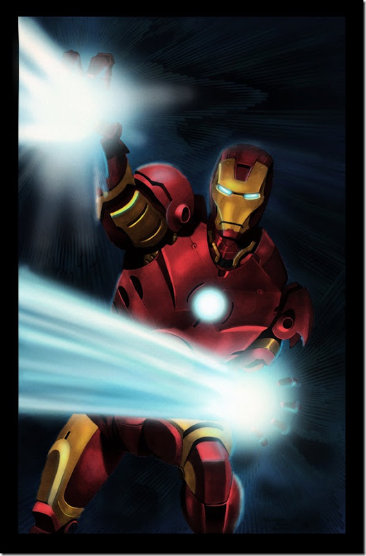 Iron man ,Anthony Edward ,Tony Stark (136)