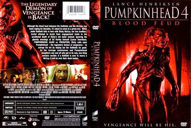 Pumpkinhead 4: Blood Feud – Latino